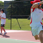 Tennis Camps - Tennis Match Play