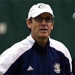 Tennis Camps - Tennis Camper Coaches Bill Maze UC Davis