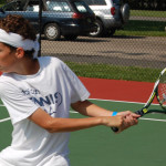 Tennis Camps - Boy Tennis Player Training