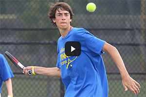 Tennis Camps - Boys Return Shot