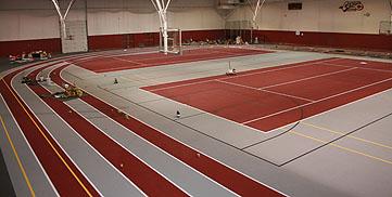 Tennis Camp Facility - Central College Pella Iowa