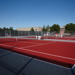 Tennis Camp Courts - Central College Pella Iowa