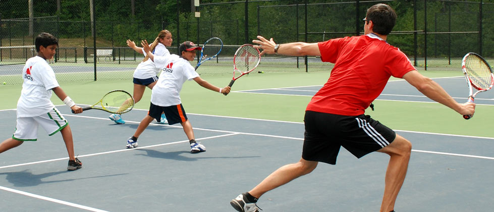Coaching-Forehand-Shot