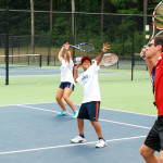 Tennis Camps - Coaching Tennis Serves