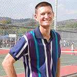 Tennis Camps - Tennis Camper Coaches Eric Jacobson Big Bear Sports