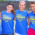 Tennis Camp - Tennis Campers Camaraderie