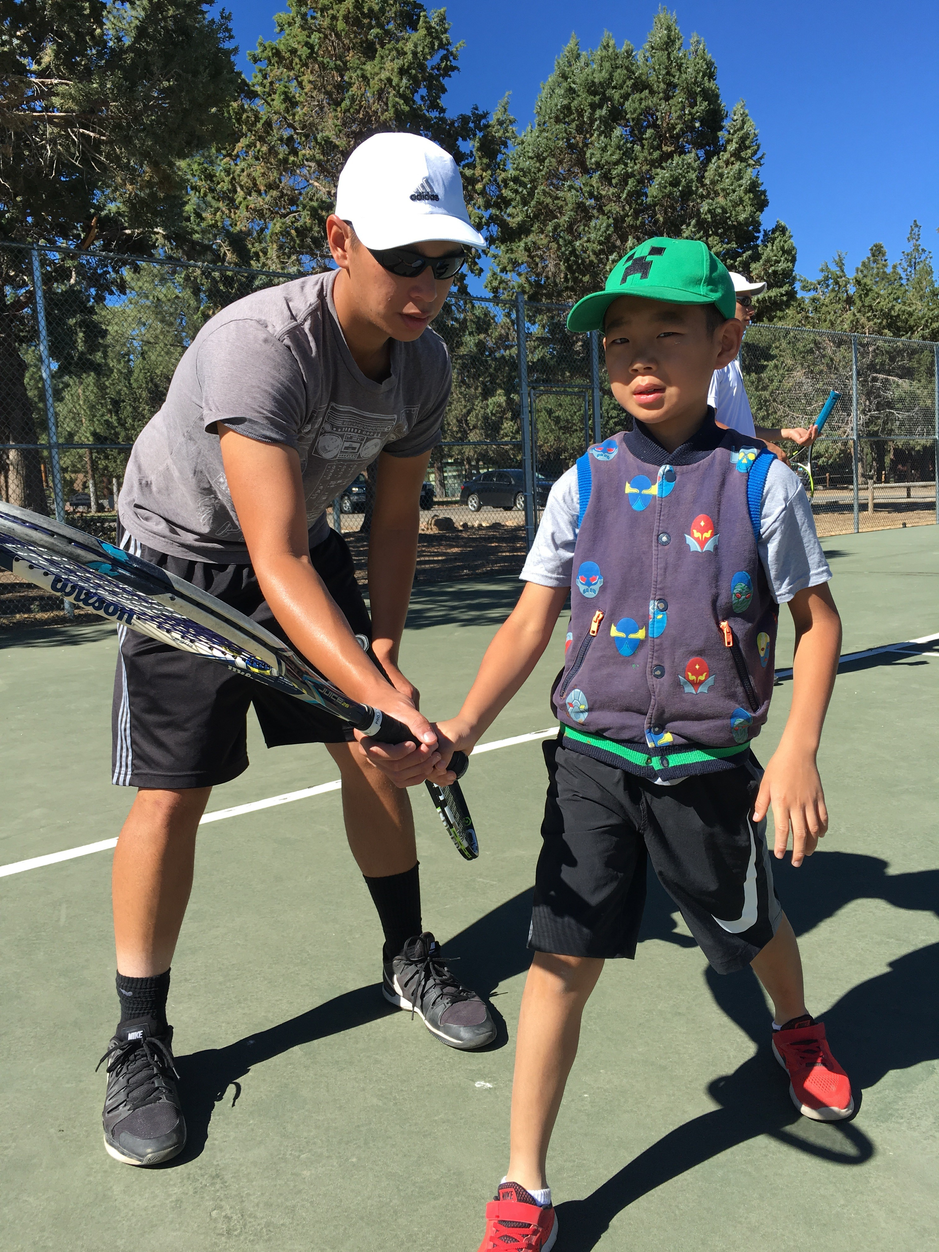 4 Things You'll Learn at Tennis Camp This Summer