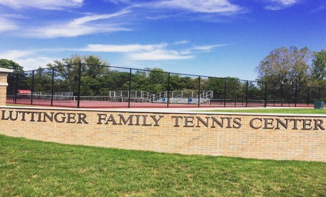 Ohio Tennis Training at Luttinger Center