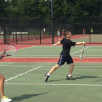 Tennis Match Play - Mixed Doubles