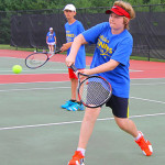 Tennis Camps - Return Shot Match Play
