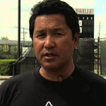 Tennis Camp - Tennis Camper Coaches Rex Ecarma