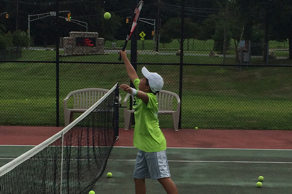 4 Drills to Help You Prepare for Summer Tennis Camp