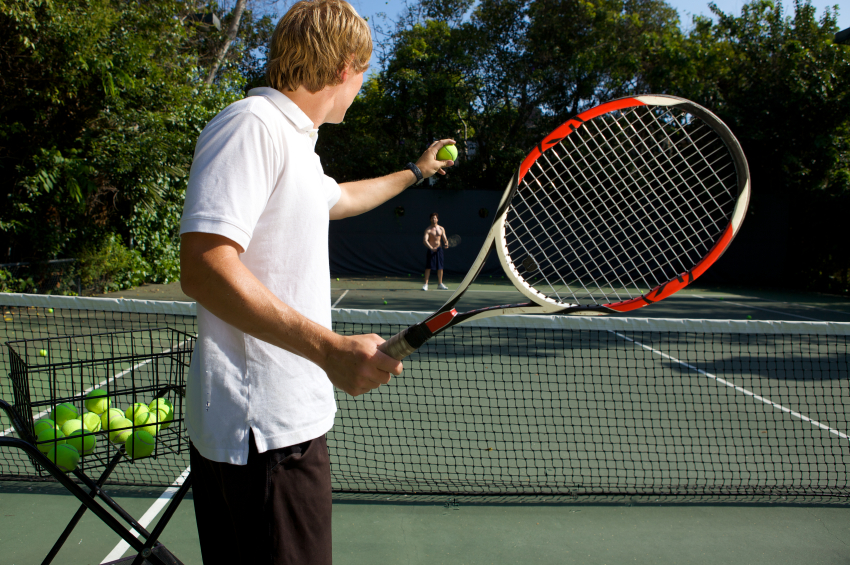 7 Things You'll Receive at Tennis Camp This Summer