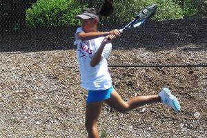 Tennis Camps - Girls Return
