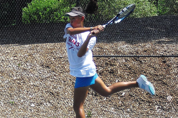 The Effect of Tennis Camps: Top Five States for Tennis
