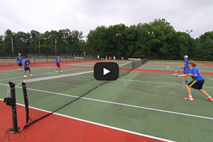 Summer Tennis Clinics and Camps