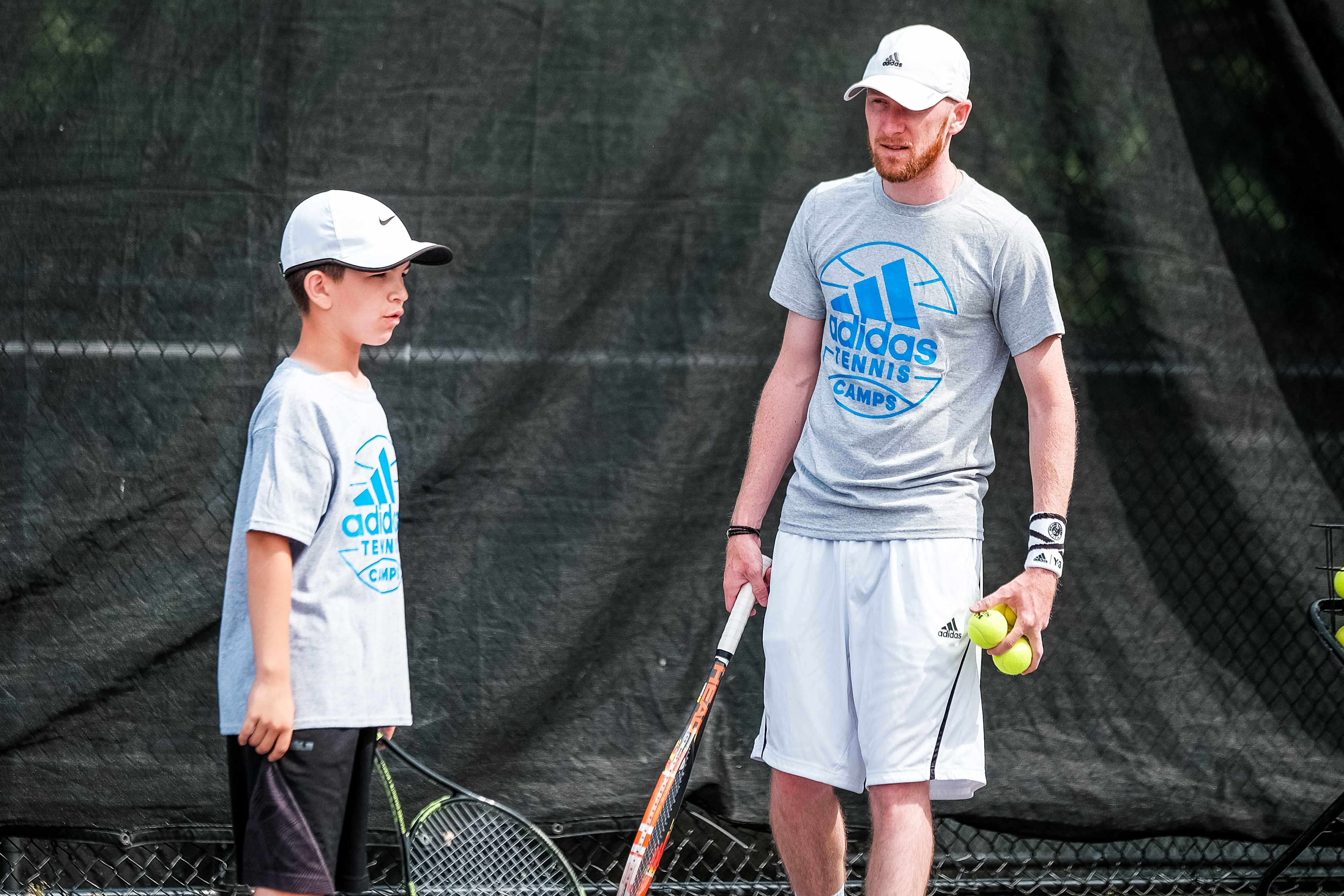 2 Simple Tennis Drills Kids Will Love