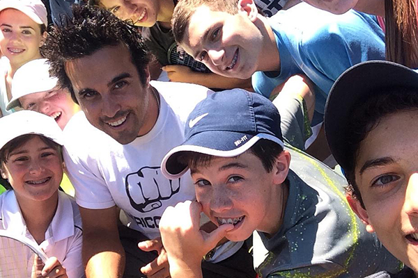 Your Summer Tennis Camp Experience Doesn't Have to End