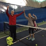 Tennis Lessons with Chris Lewit