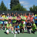 Tennis Training - Tennis Camps Pacific University