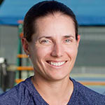 Tennis Camp - Tennis Camper Coaches Sara Jackson UC Davis