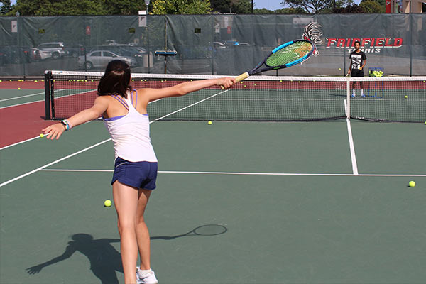 Take These Five Steps to a Successful Two-Handed Tennis Backhand