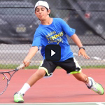 Tennis Camp - Forehand Training