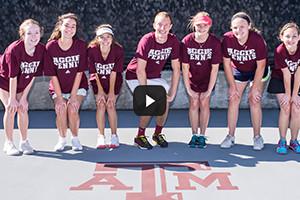Tennis Camps - Texas A&M Video