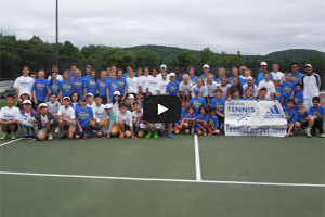 Tennis Camps - Group Photo