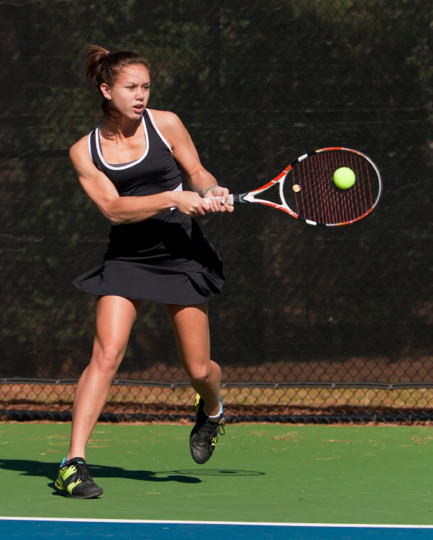 Tennis Player's Guide to Mental Toughness